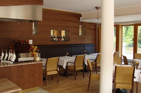 Hotelrestauranteinrichtung
