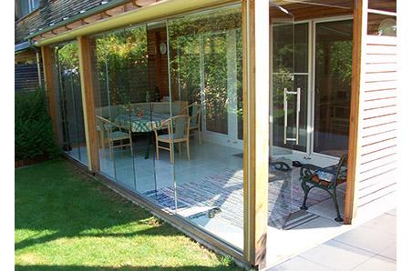 Terrassenverglasungen for Wohndesign dittrich